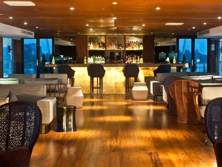 Aqua Mekong yacht for charter