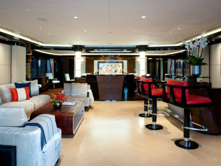 Arience yacht for charter