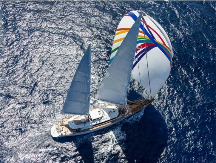 Rosehearty yacht for charter