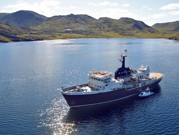 Akula yacht for sale