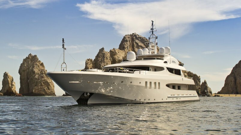 Azteca II Luxury Super Yacht For Sale