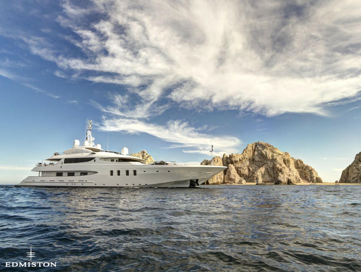 Azteca II Yacht for Sale | Nereids Yachts Luxury Motor Yacht