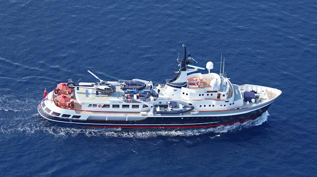 Itasca Yacht for Sale | J  & K  Smits Scheepswerven Luxury Motor