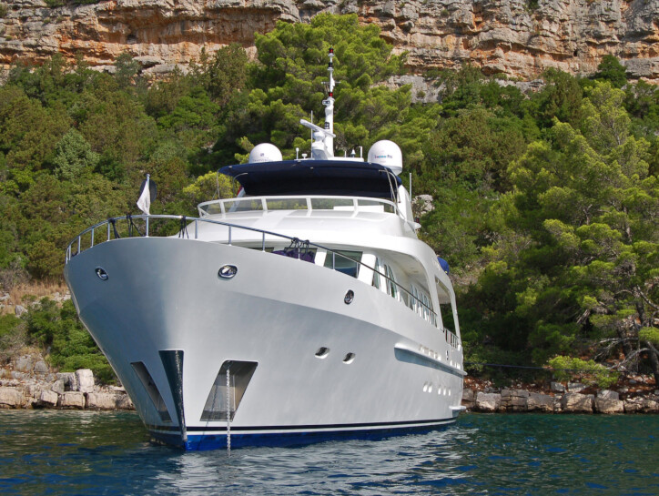 Far Niente yacht for sale