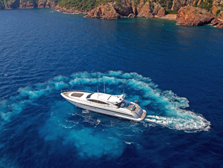 Hercules I  yacht for charter