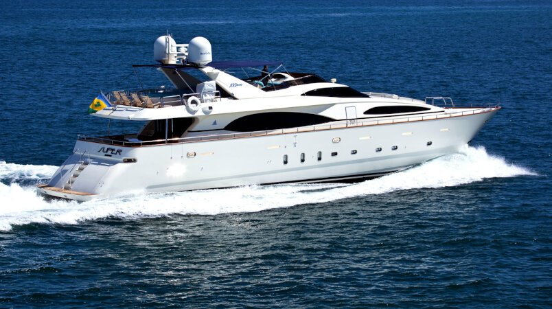 Super  yacht for Charter