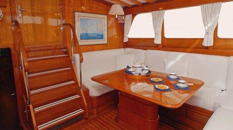 Gitana IV yacht for Sale