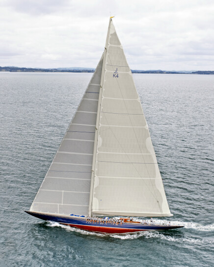 Endeavour  yacht for sale