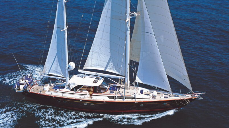 Persistence Luxury Super Yacht For Sale