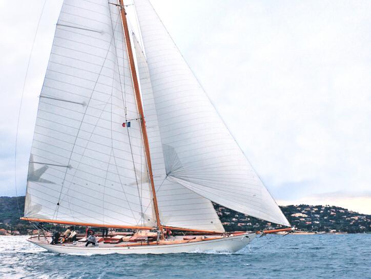 Hallowe'en yacht for sale