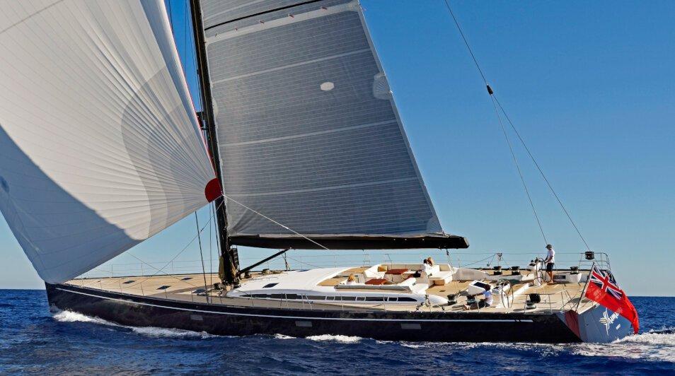 Shamanna yacht for Charter