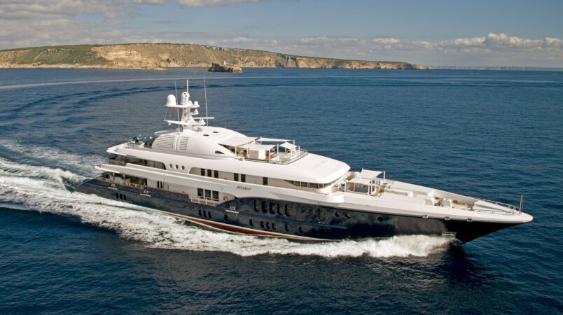 Sycara V Luxury Super Yacht For Sale