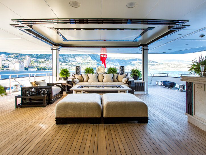 Lioness V yacht for charter
