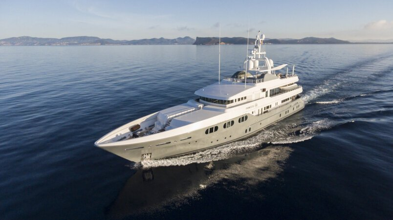 Princess Too Luxury Super Yacht For Sale