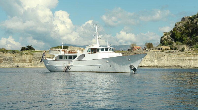 Vanilla Luxury Super Yacht For Sale