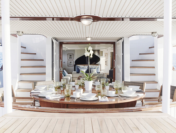 Menorca yacht for charter