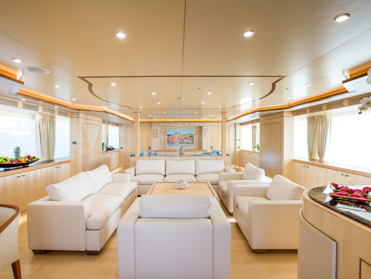 Blue Vision yacht for charter