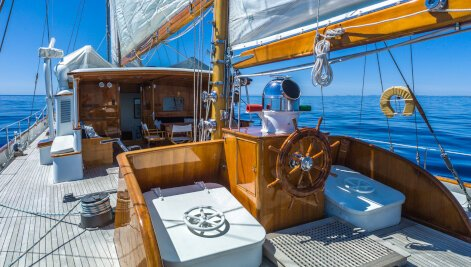 Fei Seen yacht for Sale
