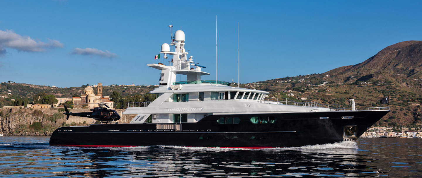 T6 Yacht for Sale   Flyghtship Luxury Motor Yacht   Edmiston