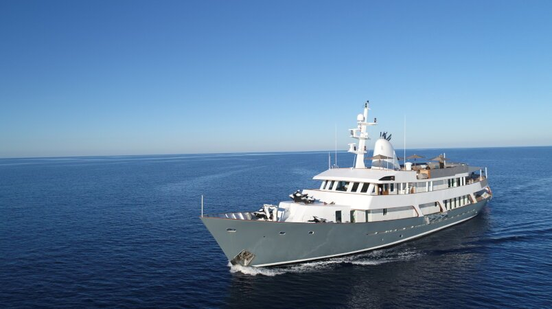 Menorca Luxury Super Yacht For Sale