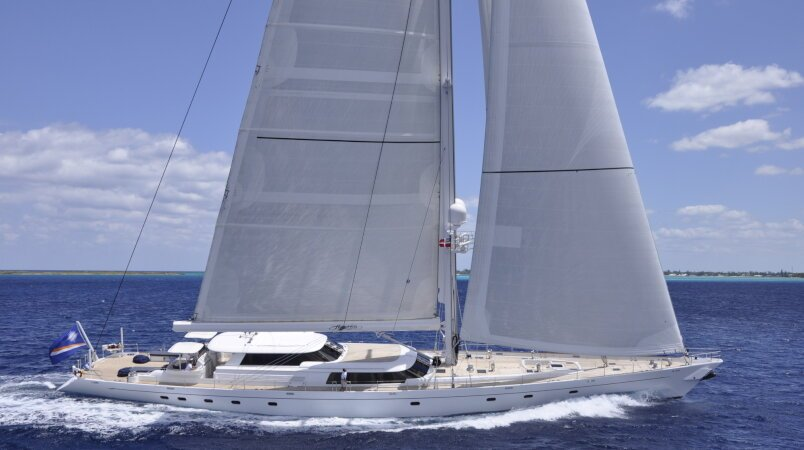 Hyperion yacht for Sale