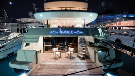 Hana yacht for Sale