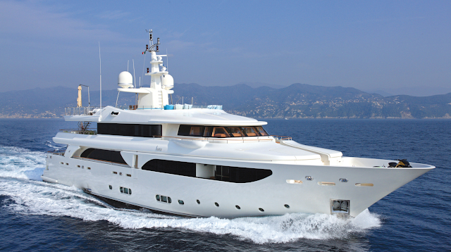 Hana Yacht for Sale | CRN Yachts Luxury Motor Yacht | Edmiston