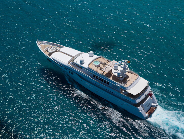 Nanook yacht for sale