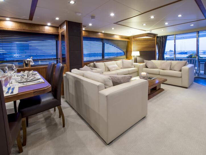 Georgina yacht for sale