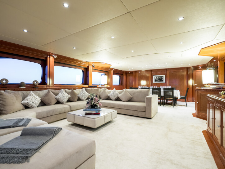 MY WAY yacht for sale