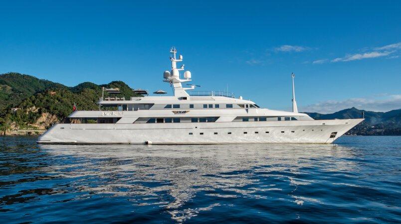 Sokar Luxury Super Yacht For Sale