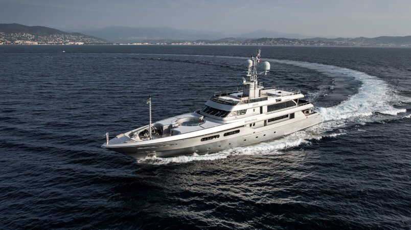 Regina d'Italia II yacht for Sale