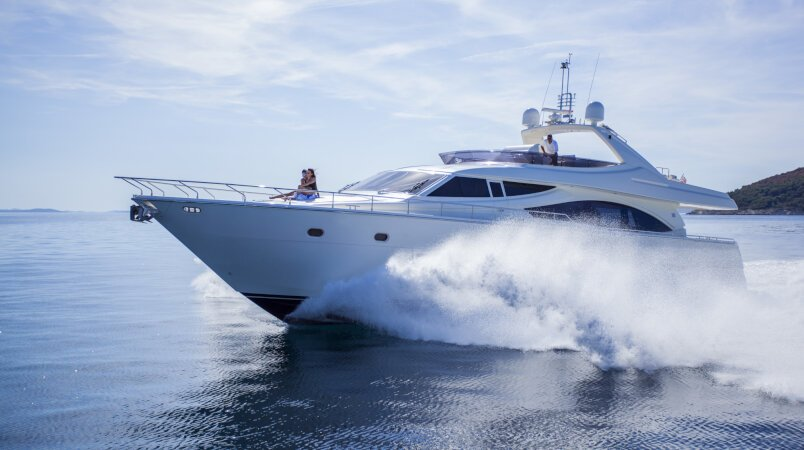 Yoyita Luxury Super Yacht For Sale