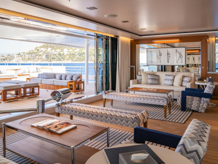 Planet Nine yacht for charter