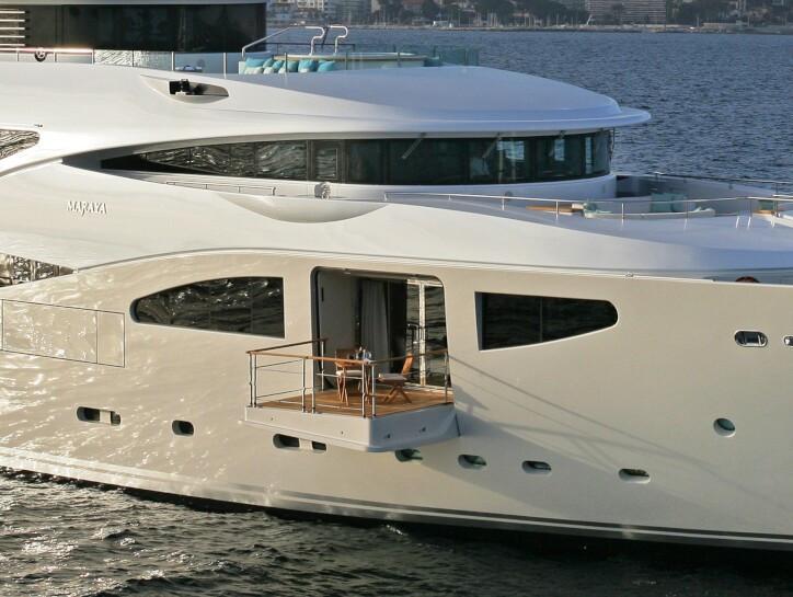 Maraya yacht for charter