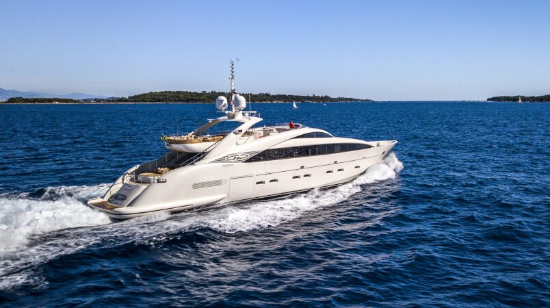 Gemini Luxury Super Yacht For Sale