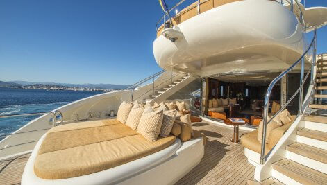 Gemini yacht for Sale