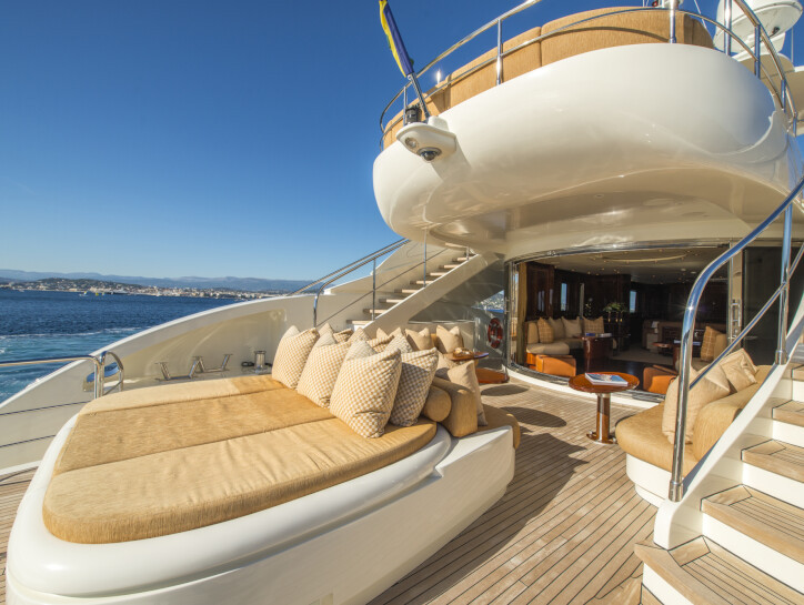 Gemini yacht for sale