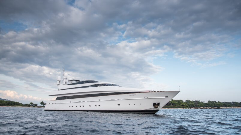 Element Luxury Super Yacht For Sale