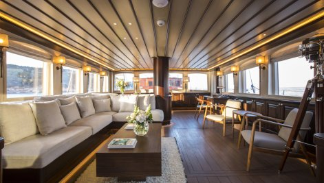 Satori yacht for Charter