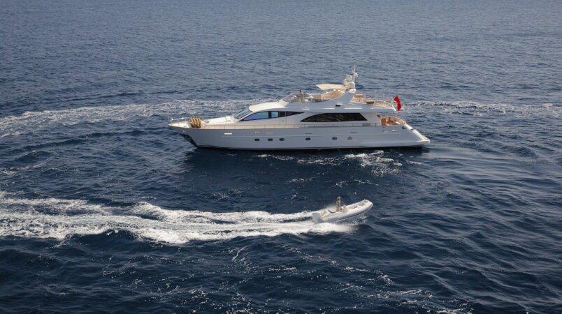 Soho Luxury Super Yacht For Sale