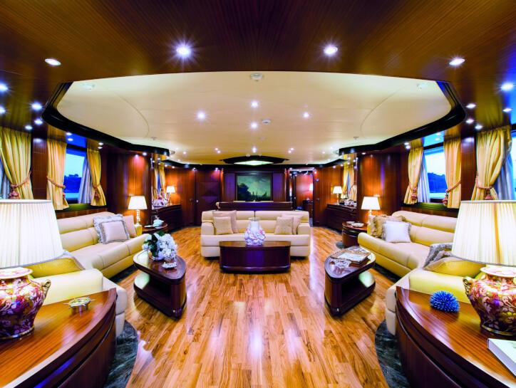 Lighea yacht for sale