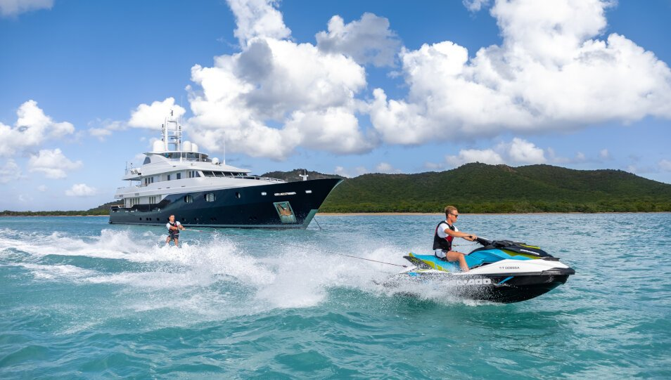Odessa yacht for Charter