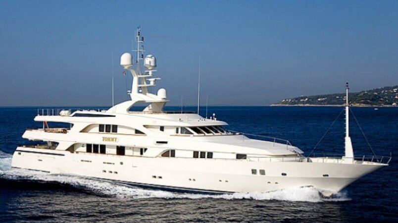 Tommy Luxury Super Yacht For Sale
