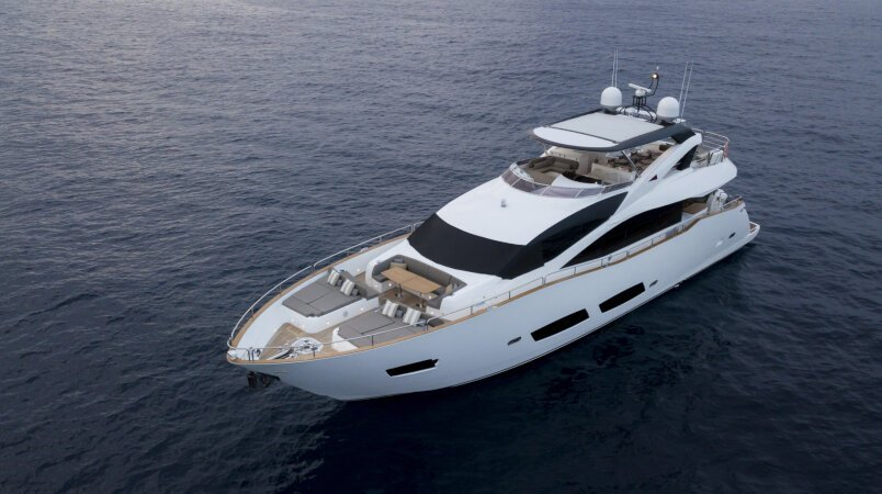 Brava Luxury Super Yacht For Sale