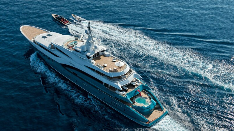 Sunrays yacht for Sale