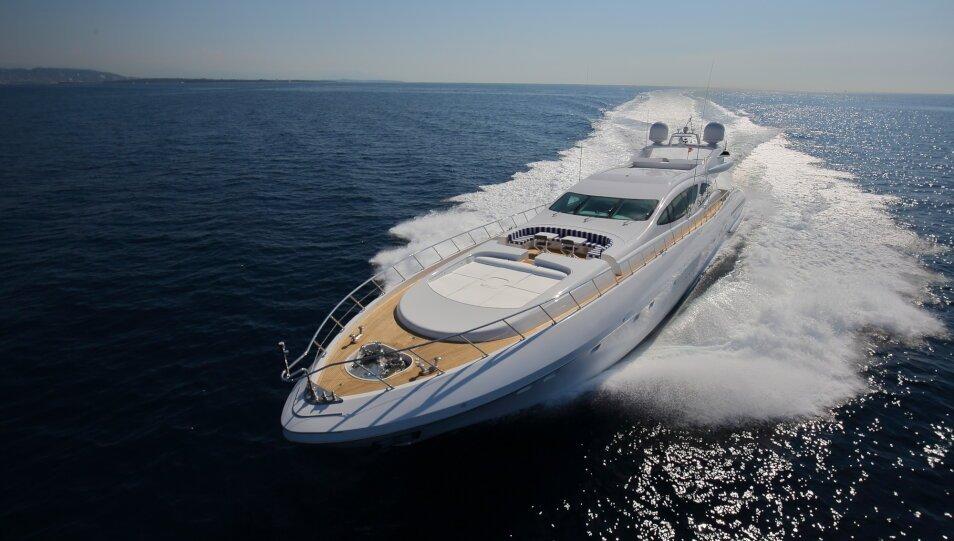 Veni Vidi Vici yacht for Charter