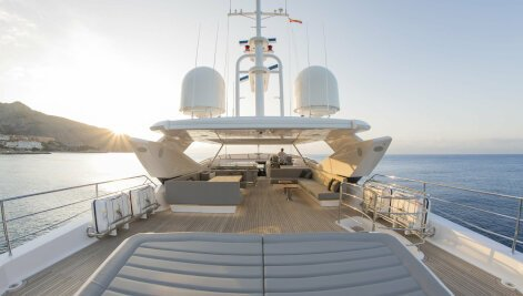 Spectre yacht for Sale