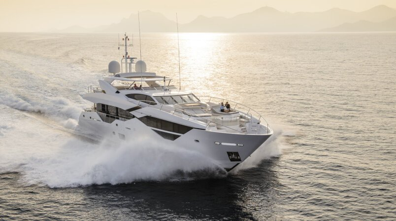 Spectre Luxury Super Yacht For Sale