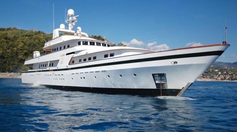 Il Cigno Luxury Super Yacht For Sale